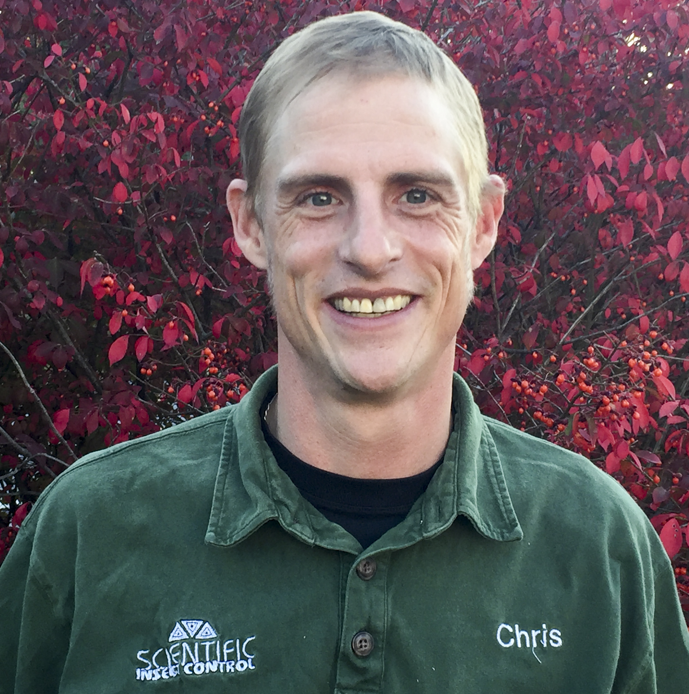SIC Field Supervisor Chris K